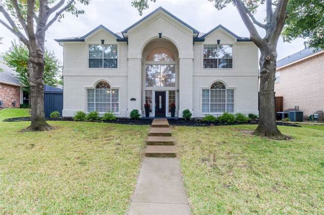 523 Greenwich Lane, Coppell, TX 75019 (MLS #14221026) :: Lynn Wilson with Keller Williams DFW/Southlake