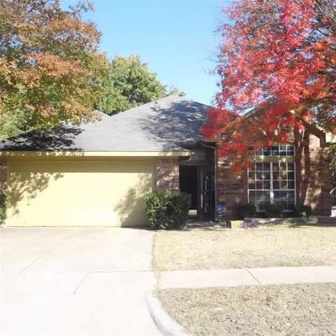 1116 Reitz Drive, Cedar Hill, TX 75104 (MLS #14221080) :: Real Estate By Design