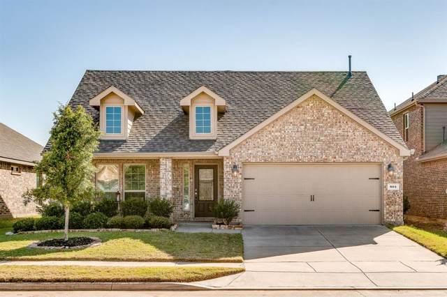 804 Lake Woodland Drive, Little Elm, TX 75068 (MLS #14221100) :: Frankie Arthur Real Estate