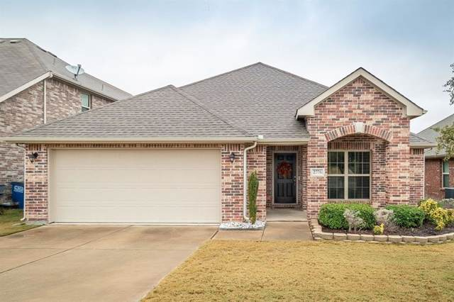 2776 Morning Song Drive, Little Elm, TX 75068 (MLS #14221103) :: RE/MAX Town & Country