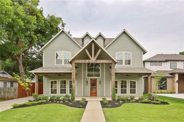 3923 Beechwood Lane, Dallas, TX 75220 (MLS #14221116) :: HergGroup Dallas-Fort Worth