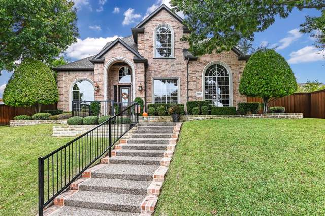 608 Laredo Circle, Allen, TX 75013 (MLS #14221131) :: Hargrove Realty Group
