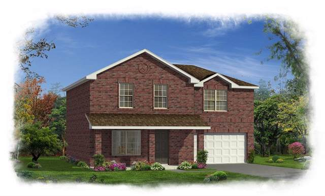 3105 Spotted Fawn Drive, Fort Worth, TX 76108 (MLS #14221140) :: Baldree Home Team