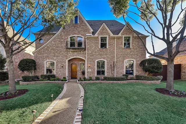 4516 Ethridge Drive, Plano, TX 75024 (MLS #14221146) :: RE/MAX Town & Country