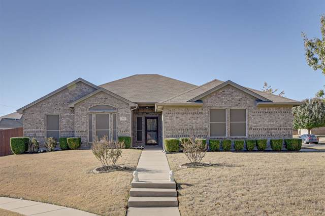 909 Rose Rael Court, Burleson, TX 76028 (MLS #14221172) :: RE/MAX Town & Country