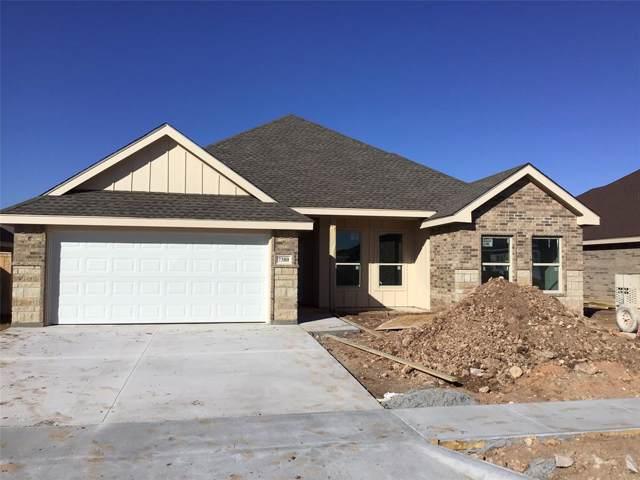 7380 Connor Road, Abilene, TX 79602 (MLS #14221185) :: Ann Carr Real Estate
