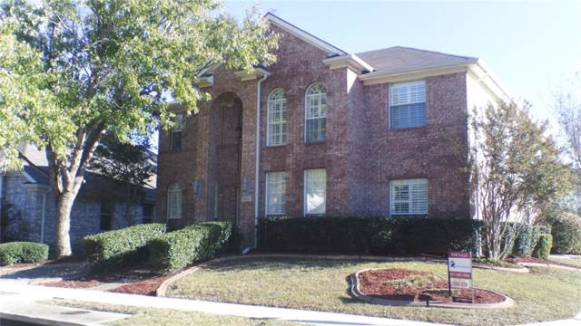 5625 Westwood Lane, The Colony, TX 75056 (MLS #14221229) :: The Kimberly Davis Group