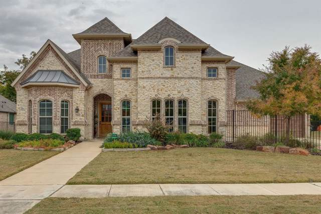 204 Montrose Lane, Southlake, TX 76092 (MLS #14221255) :: The Mitchell Group