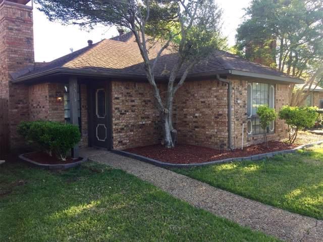 3513 Hilltop Lane, Plano, TX 75023 (MLS #14221315) :: Lynn Wilson with Keller Williams DFW/Southlake