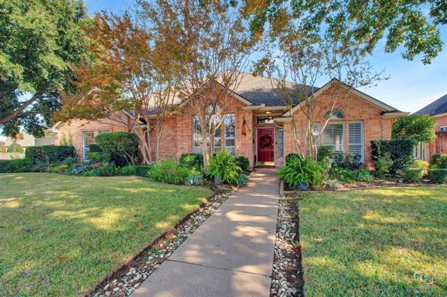6613 Carriage Drive, Colleyville, TX 76034 (MLS #14221342) :: RE/MAX Town & Country