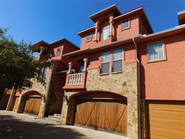 2600 Piazza Court #3, Grand Prairie, TX 75054 (MLS #14221362) :: Real Estate By Design