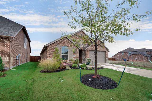 1545 Kessler Drive, Forney, TX 75126 (MLS #14221368) :: RE/MAX Town & Country