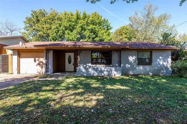 526 W Phillips Court, Grand Prairie, TX 75051 (MLS #14221381) :: RE/MAX Town & Country