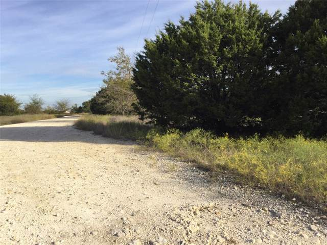 N/A W Bluestem Court, Cleburne, TX 76033 (MLS #14221389) :: Potts Realty Group
