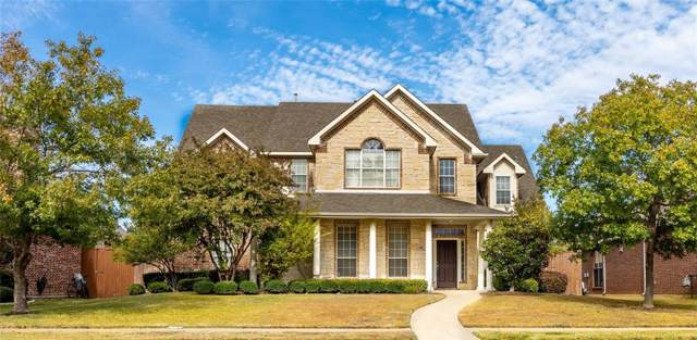 150 Natches Trace, Coppell, TX 75019 (MLS #14221391) :: RE/MAX Town & Country