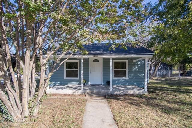 1616 N Elm Street, Weatherford, TX 76086 (MLS #14221395) :: RE/MAX Town & Country