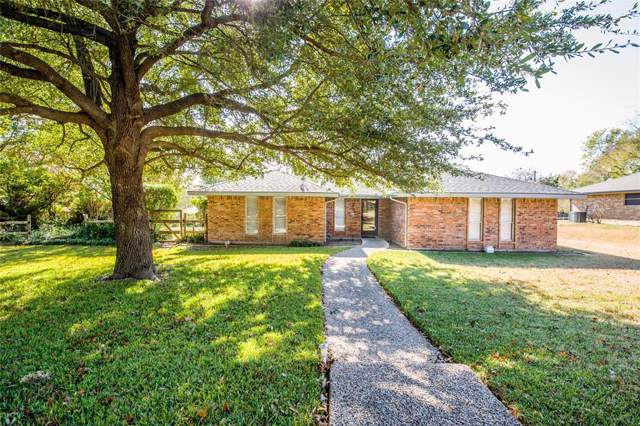 614 Athenia Way, Duncanville, TX 75137 (MLS #14221406) :: RE/MAX Town & Country