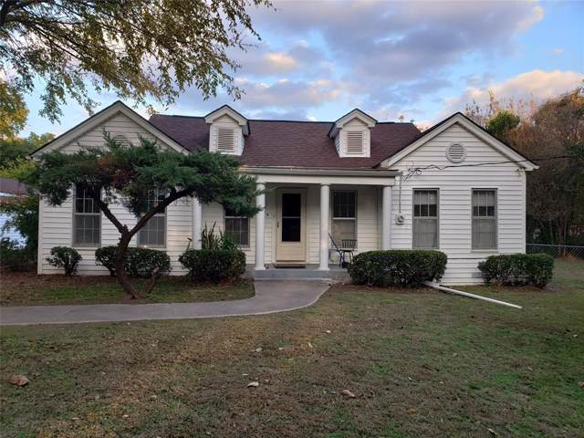 440 W Quitman Street, Emory, TX 75440 (MLS #14221412) :: RE/MAX Town & Country