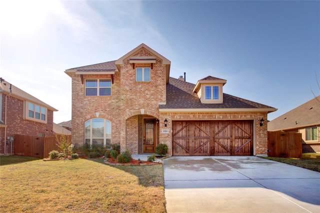 4204 Carnation Lane, Mansfield, TX 76063 (MLS #14221413) :: The Tierny Jordan Network