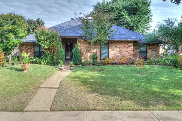 2208 Delmar Drive, Plano, TX 75075 (MLS #14221468) :: Lynn Wilson with Keller Williams DFW/Southlake