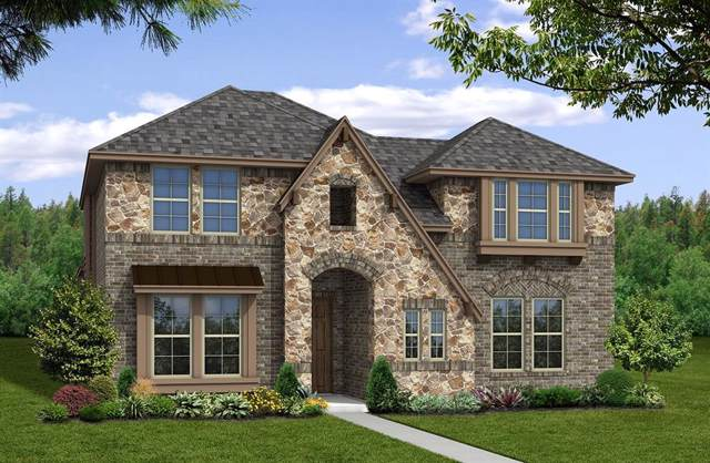 14288 Cottontail Drive, Frisco, TX 75033 (MLS #14221482) :: RE/MAX Town & Country