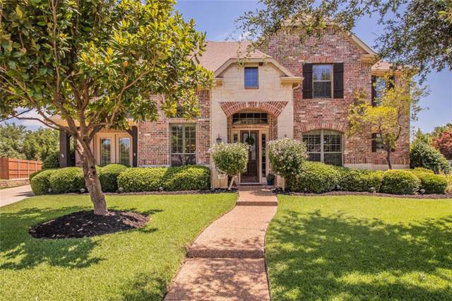 628 Unbridled Lane, Keller, TX 76248 (MLS #14221499) :: All Cities Realty