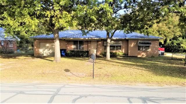 403 S Weatherford Street, Chico, TX 76431 (MLS #14221504) :: The Kimberly Davis Group