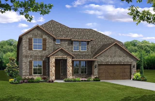 1467 Bedstraw Lane, Frisco, TX 75033 (MLS #14221506) :: RE/MAX Town & Country