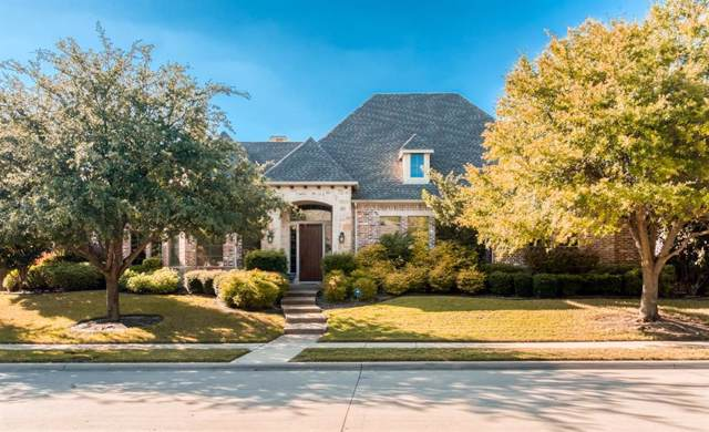 1107 Twin Creeks Drive, Allen, TX 75013 (MLS #14221526) :: Hargrove Realty Group