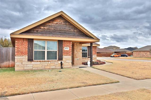 3573 Firedog Road, Abilene, TX 79606 (MLS #14221528) :: The Chad Smith Team