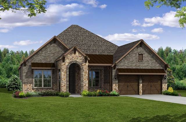 14362 Sedgegrass Drive, Frisco, TX 75033 (MLS #14221542) :: RE/MAX Town & Country