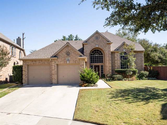 3301 Arbor Creek Lane, Flower Mound, TX 75022 (MLS #14221557) :: Baldree Home Team