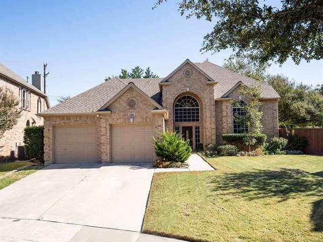 3301 Arbor Creek Lane, Flower Mound, TX 75022 (MLS #14221557) :: Real Estate By Design