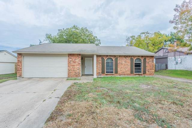 6500 Wakefield Road, North Richland Hills, TX 76182 (MLS #14221573) :: Vibrant Real Estate