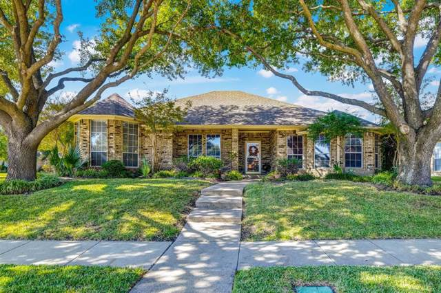 2801 Persimmon Place, Rowlett, TX 75088 (MLS #14221606) :: All Cities Realty