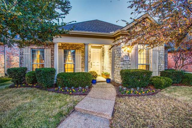 3432 Lincoln Drive, Frisco, TX 75034 (MLS #14221607) :: Vibrant Real Estate