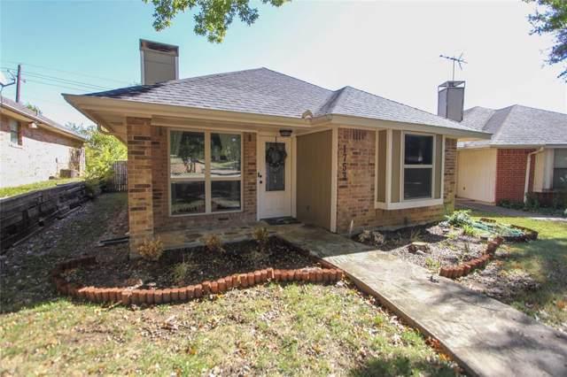 1753 Smokey Hill Drive, Lewisville, TX 75067 (MLS #14221615) :: Maegan Brest   Keller Williams Realty