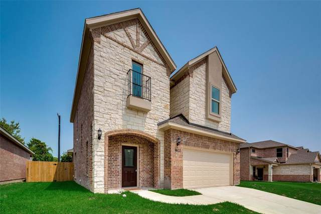 6622 Windward View Drive, Rowlett, TX 75088 (MLS #14221635) :: Acker Properties
