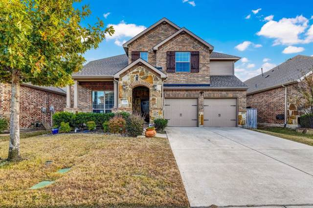 10529 Sexton Drive, Mckinney, TX 75072 (MLS #14221641) :: Potts Realty Group