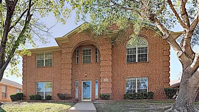 1553 Warwick Drive, Lancaster, TX 75134 (MLS #14221657) :: Lynn Wilson with Keller Williams DFW/Southlake