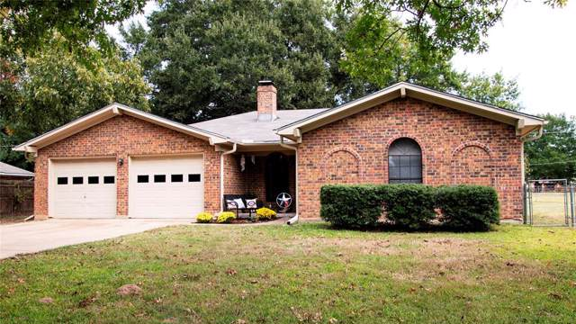310 Oak Ridge Drive, Fairfield, TX 75840 (MLS #14221661) :: All Cities Realty