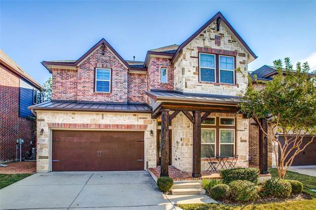 2108 Meridian Way, Richardson, TX 75080 (MLS #14221663) :: The Kimberly Davis Group