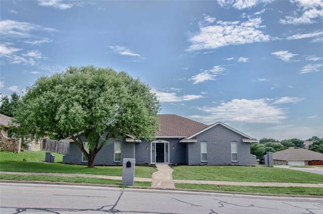 1702 Merrimac Trail, Garland, TX 75043 (MLS #14221681) :: The Good Home Team