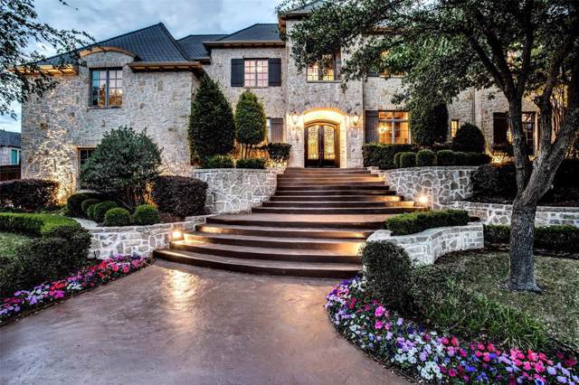 5300 Spanish Oaks, Frisco, TX 75034 (MLS #14221707) :: RE/MAX Town & Country