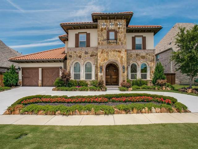 3709 Adelaide, The Colony, TX 75056 (MLS #14221711) :: RE/MAX Town & Country