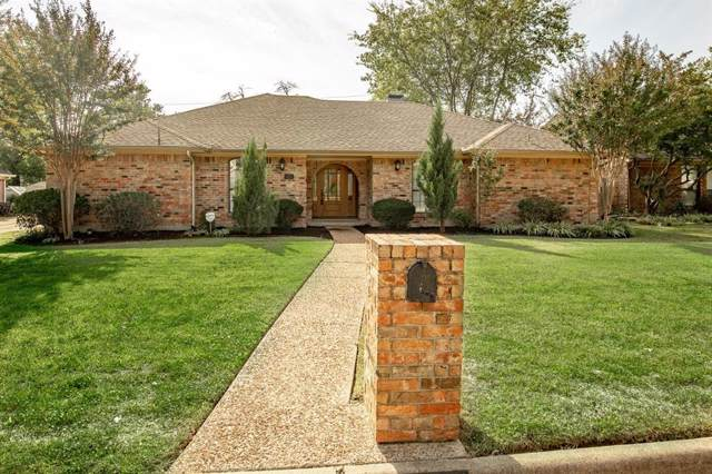 120 Carnoustie Drive, Trophy Club, TX 76262 (MLS #14221726) :: RE/MAX Town & Country