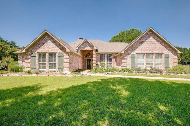 613 Dove Hill Circle, Heath, TX 75032 (MLS #14221730) :: RE/MAX Town & Country