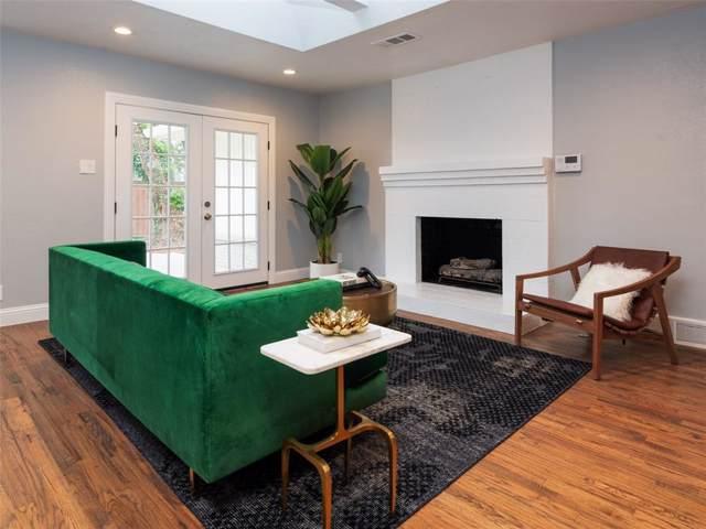 9656 Liptonshire Drive, Dallas, TX 75238 (MLS #14221759) :: The Hornburg Real Estate Group