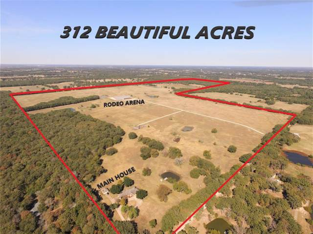 10543 County Road 104, Kaufman, TX 75142 (MLS #14221762) :: Robbins Real Estate Group