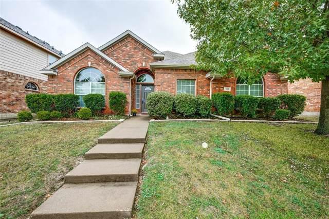 811 Paisley Lane, Red Oak, TX 75154 (MLS #14221774) :: Lynn Wilson with Keller Williams DFW/Southlake